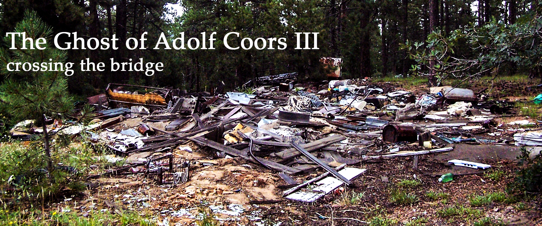 Colorado Urban Legends The Ghost of Adolph Coors III
