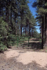 Colorado Urban Legends green gate